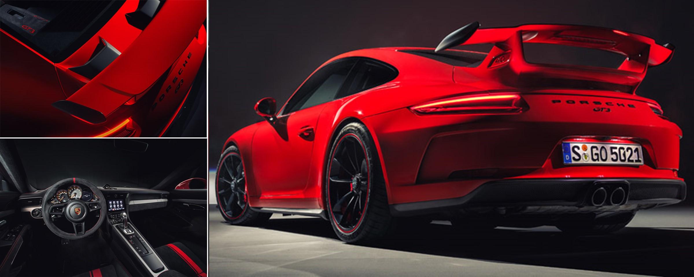 Super Powerful The New Porsche 911 Gt3 Porsche St